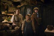 Sigrid, Tilda and Bain