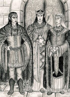 Feanor Fingolfin Finarfin