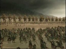 battle of pelennor fields