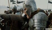 Фарамир ведёт гондорцев на Осгилиат