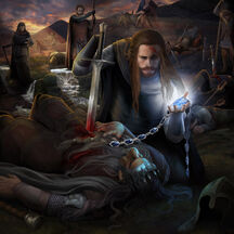 Death of the lord of nogrod by steamey-d7ko41a