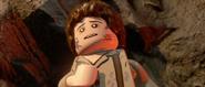 Lego lotr frodo at mordor