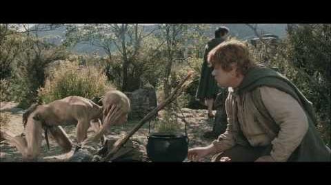 Władca Pierścieni - Głupi, tłusty hobbit