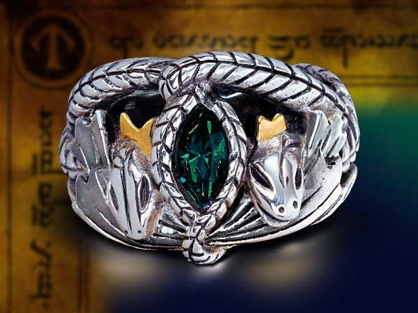 Ring Of Barahir The One Wiki To Rule Them All Fandom Powered By