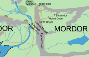 Ephel Duath map