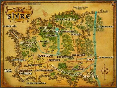MapOfShire
