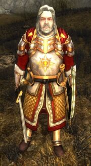 The Lord of the Rings Online - Erkenbrand