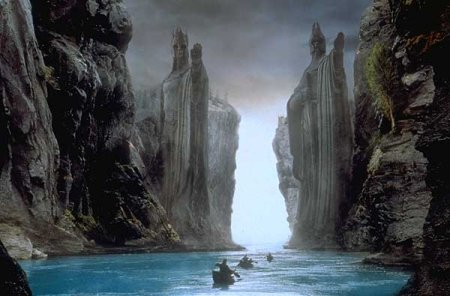 argonath GIFs | Find, Make & Share Gfycat GIFs