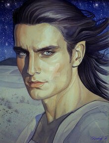 Feanor by kimberly80-d6lvfsk