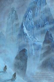 Tuor and Voronwe Seek Gondolin