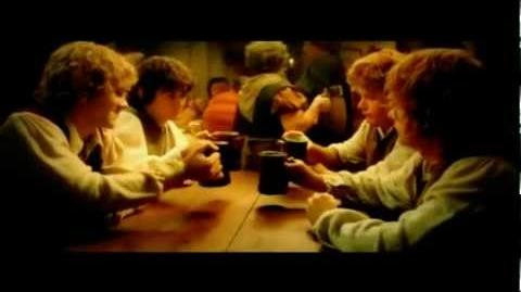 HOBBITS!! (LORD OF THE RINGS ROTK)- The Call )