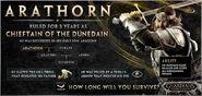 Arathorn II bio