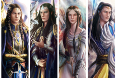 Brave Heart - Children of Fingolfin