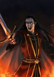 Feanor by IronHill (Katsuobushield - Kamehame)