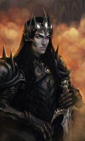 Morgoth-by-NeexSethe