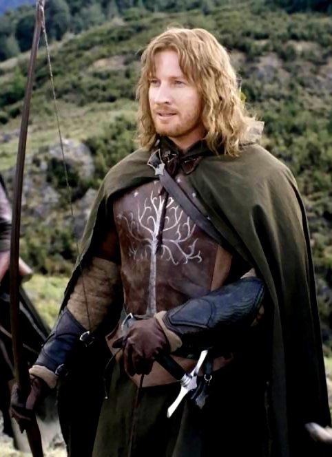 Faramir Denethors II Sohn  Der Herr der Ringe Wiki  FANDOM
