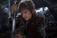 The Hobbit - The Desolation of Smaug - Bilbo and Sting