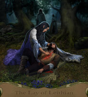 Beren and luthien by steamey-d5xzn88
