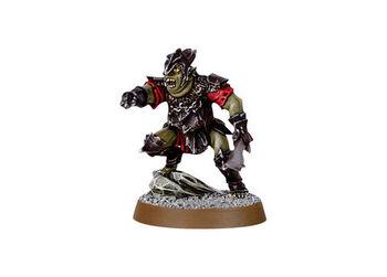 Goblin king moria