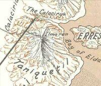 Taniquetil location