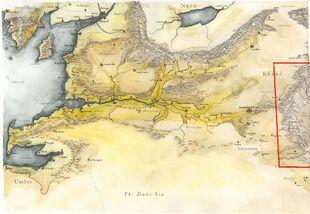 Harad (Gelbes Gebirge)