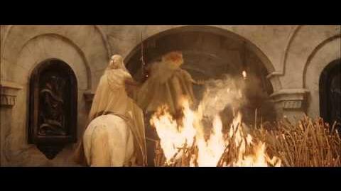 Władca Pierścieni - Śmierć Denethora (Edycja Rozszerzona HD)