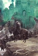 Witch King by Alan Lee