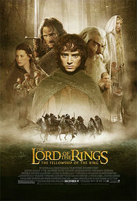 LOTR 1 poster