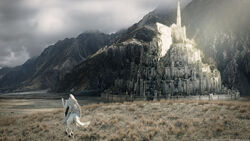 Roturn King-Minas Tirith