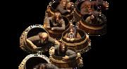 Krasnoludy w beczkach