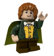 LEGO Meriadoc Brandybuck