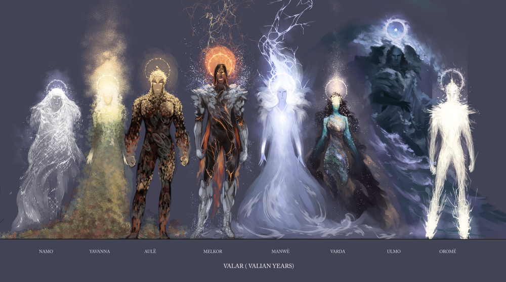 Valar | The One Wiki to Rule Them All | FANDOM powered by Wikia