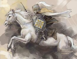Finarfin War of Wrath