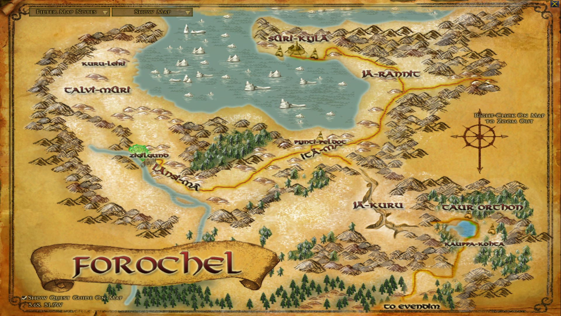 Forochel  The One Wiki to Rule Them All  FANDOM powered by Wikia