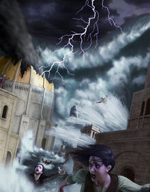 Drowning of numenor by mattleese87-d1rfxt7