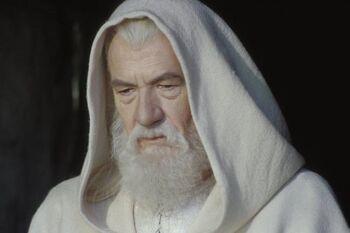 Gandalf po ukończeniu swojej misji