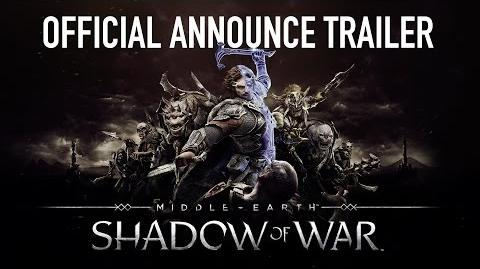 Middle-earth Shadow of War™ Announcement Trailer