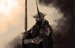 Король-Чародей Ангмара (Ангмарский Король-Колдун)