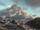 Einsamer Berg