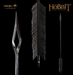 WETA Workshop - Black Arrow
