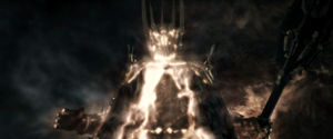 Sauron's destruction