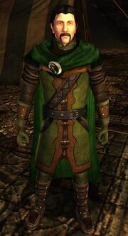 The Lord of the Rings Online - Damrod