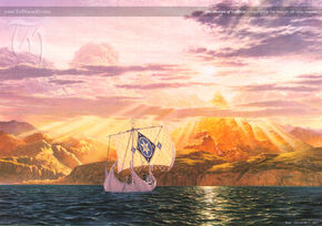 TN-The Shores of Valinor