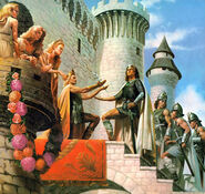 Коронация Арагорна