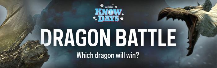 DragonBattle KnowDays BlogHeader