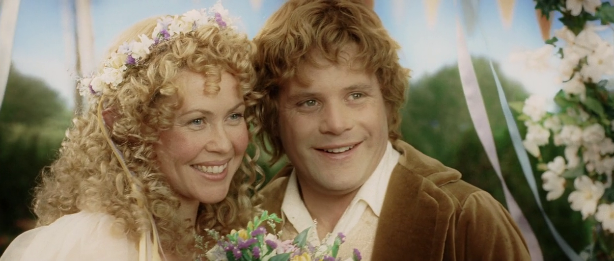 Image result for samwise and rosie