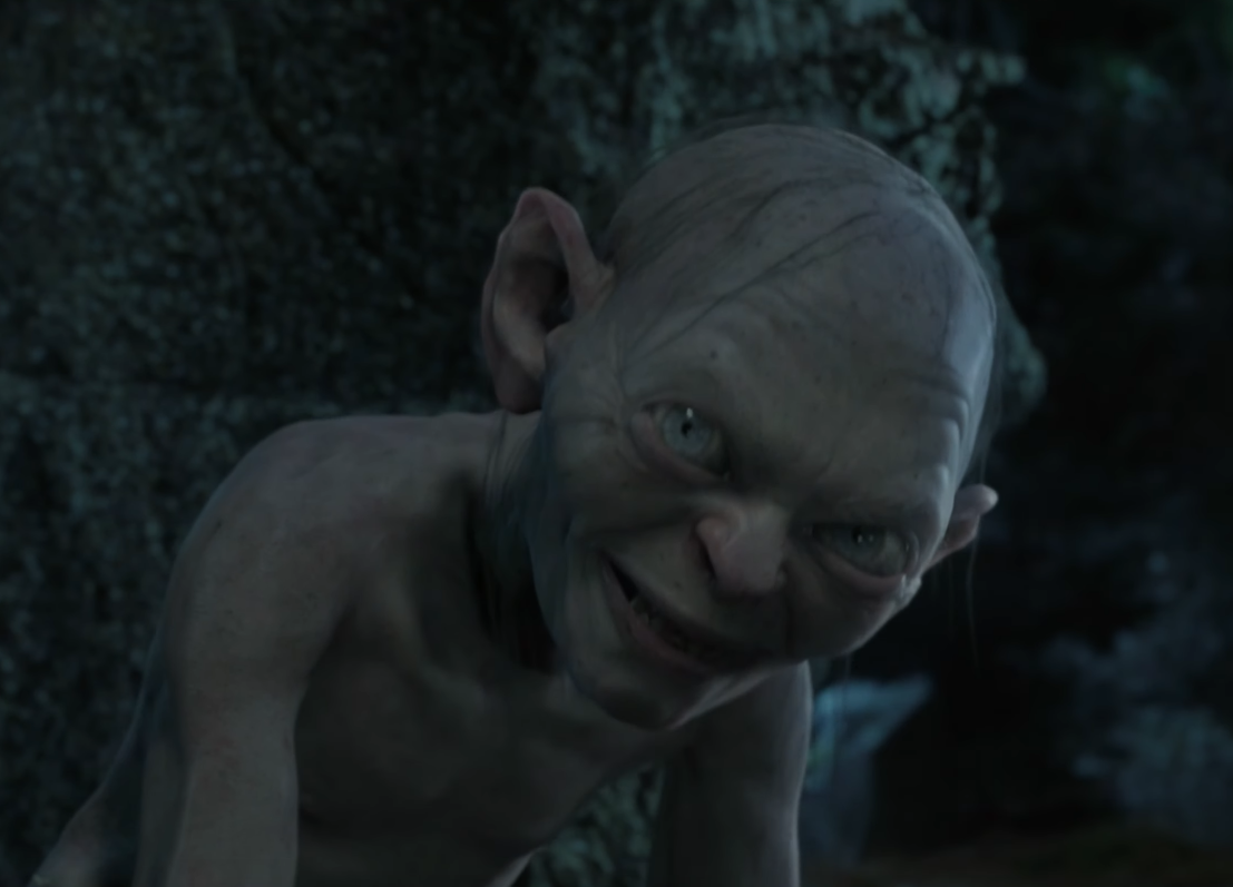 gollum the one wiki to rule them all fandom powered by wikia