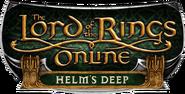 Lotro Helm's Deep logo
