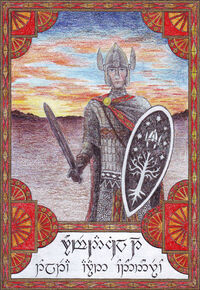 Matěj Čadil - Rómendacil I of Gondor