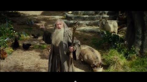 Hobbit - Kompania w domu Beorna (Edycja Rozszerzona HD)